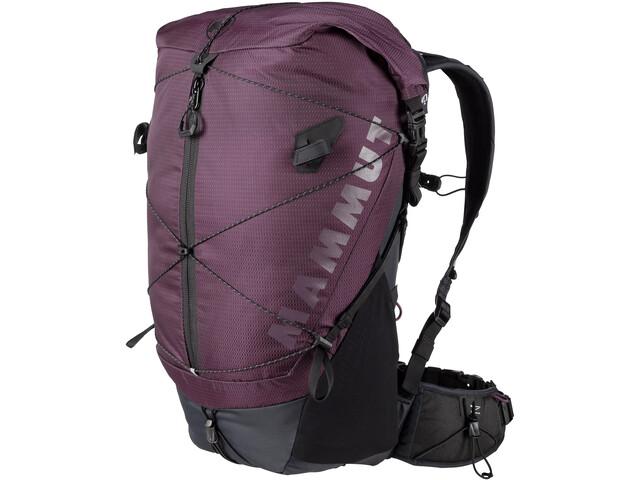 Mammut Ducan Spine 28-35 Hiking Pack Women galaxy/black